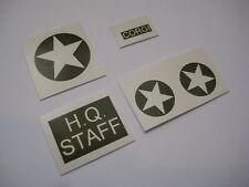 CORGI 358 - HQ Oldsmobile Staff Car - Water Slides - B2G1F