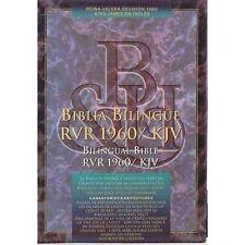 Santa Biblia Bilingue: King James Version, Indexed Version (Spanish Edition)