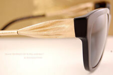 65fee75c59 Brand New Burberry Sunglasses BE 4203 3001 87 Black Gradient Grey For Women