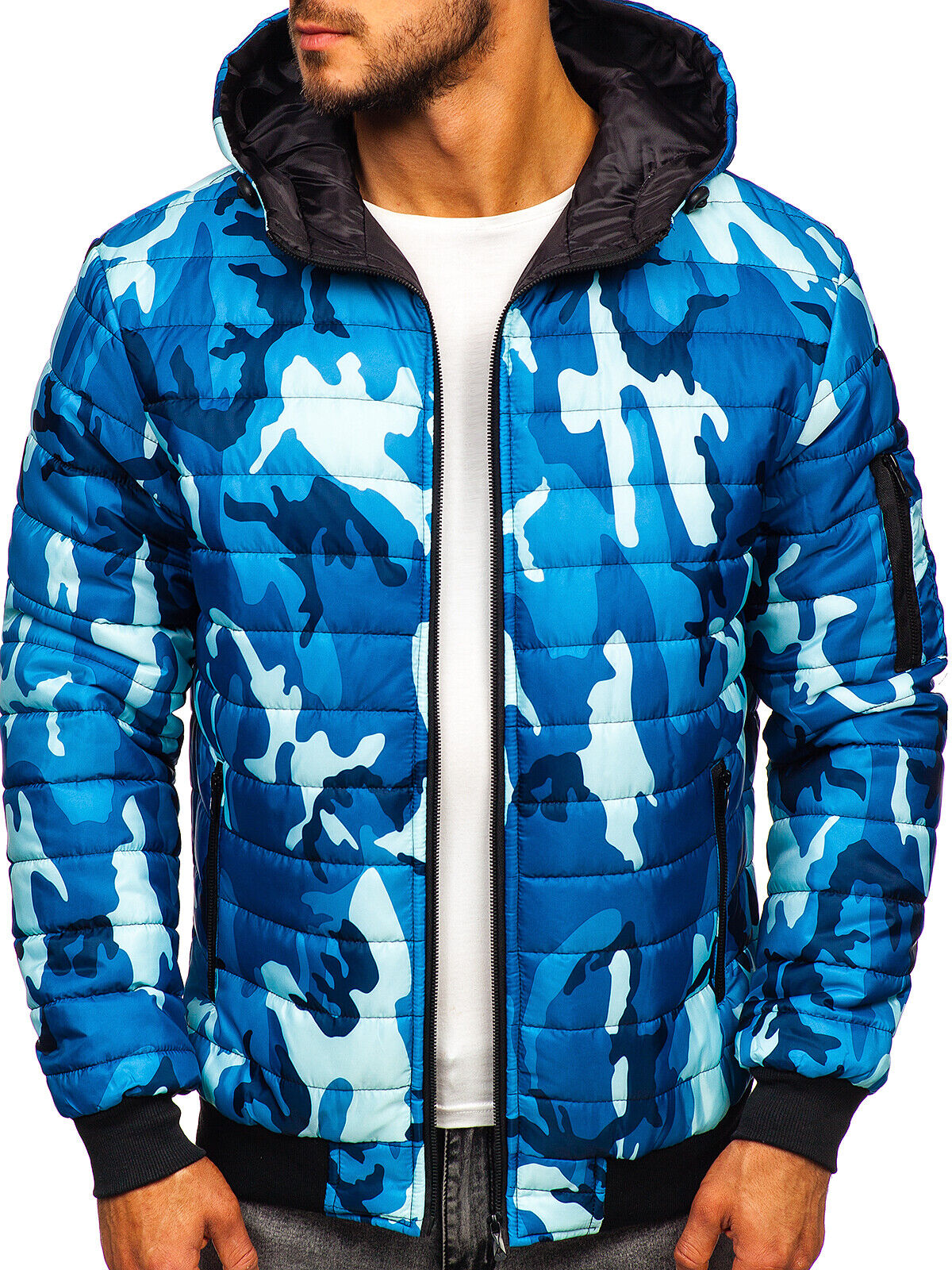 J.Style MY13M Blau