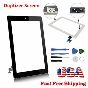 OEM-For-iPad-2-3-4-Air-Mini-1-2-3-Touch-Screen-Digitizer-Replacement-w-Adhesive