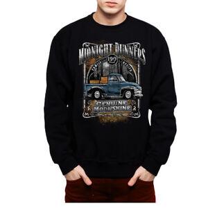 Moonshine Midnight Runners Men Sweatshirt S-3XL New