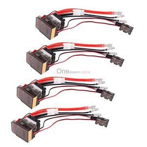 4-Pcs-7-2V-16V-320A-High-Voltage-ESC-Brushed-Speed-Controller-for-RC-Car-Truck