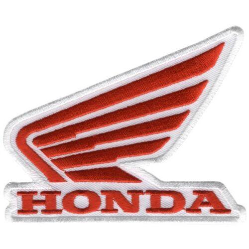 Parche Honda Parche Bordado Fusible CM 6 x 8