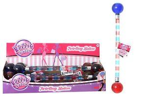 2-x-KIDS-PLAY-TOY-MAJORETTE-TWIRLING-BATONS-RAZZLE-DAZZLE-GLITTER-BATONS-40cm