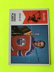 Jacques-Plante-Oilers-O-Pee-Chee-WHA-Hockey-Card-64-1973-74
