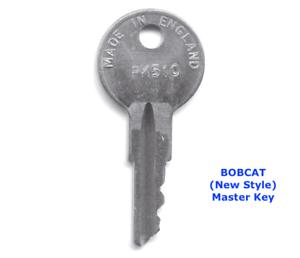 BOBCAT Mini Excavator Master Plant Digger Key Fast Free Post !