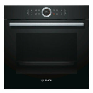 NEW Bosch HBG633BB1B 60cm Serie 8 Electric Built-in Oven
