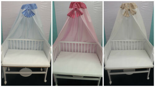 Mattress Baby Next-To-Mum Bedside crib Next to Bed Side by Side Crib Cot