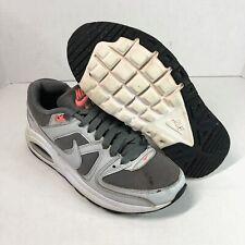 Nike Air Max Command Flex (GS) GreyPlatinum Girl's Sneakers