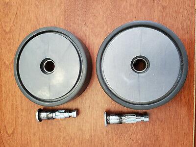 NV352 Genuine Shark Wheel set for Navigator Lift-Away Vacuum NV350,NV351
