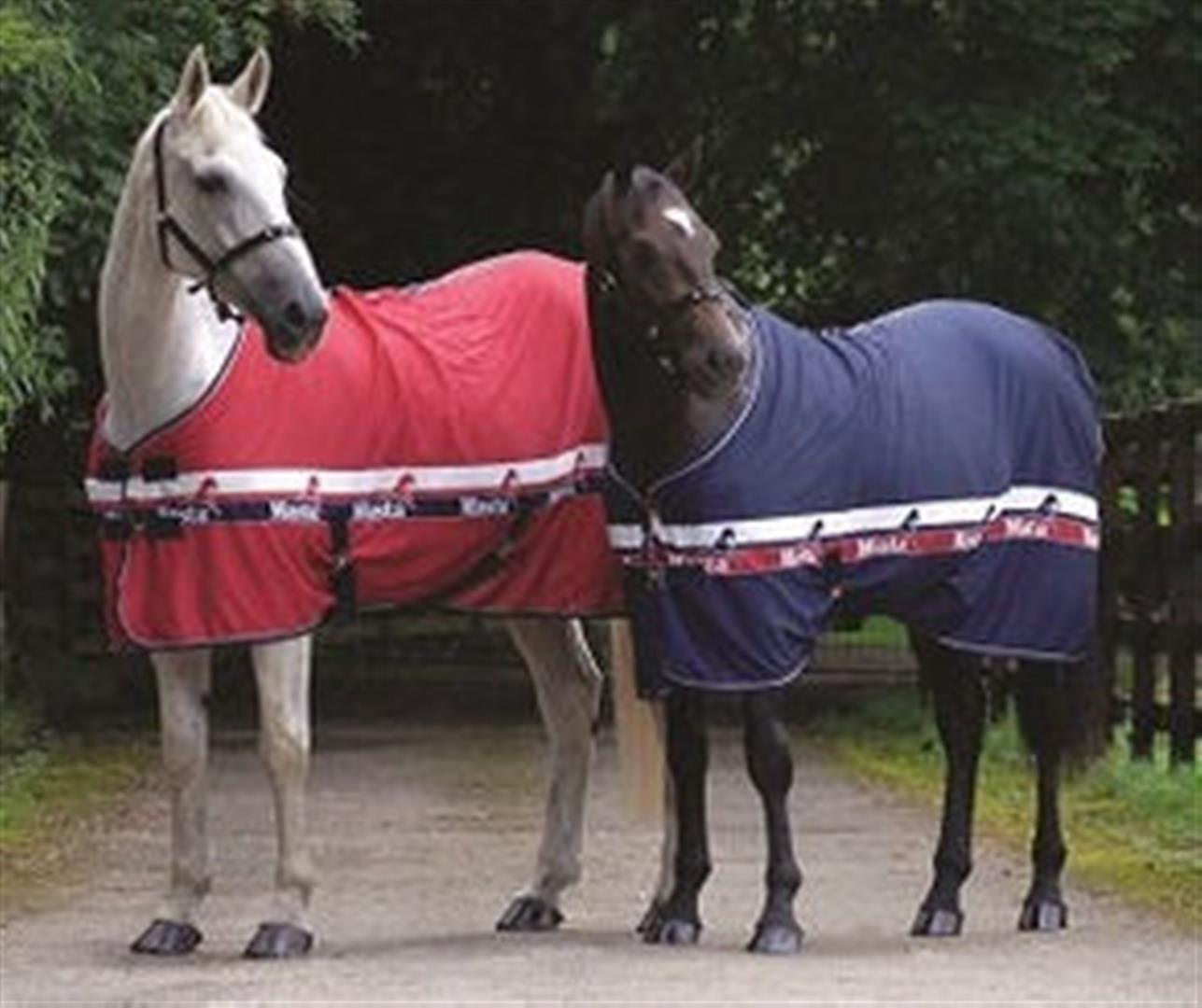 Masta Coolmasta Travel Rug Cooler Show Rug. Navy, Red or Pink