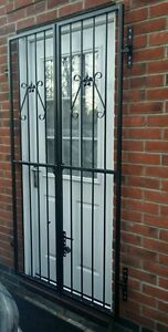 Security Door Security Grill Security Gate Gate Double
