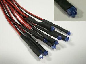 S609-10-unid-LED-1-8mm-azul-con-cable-para-12-19v-listo-un-microfono-Mini-LED