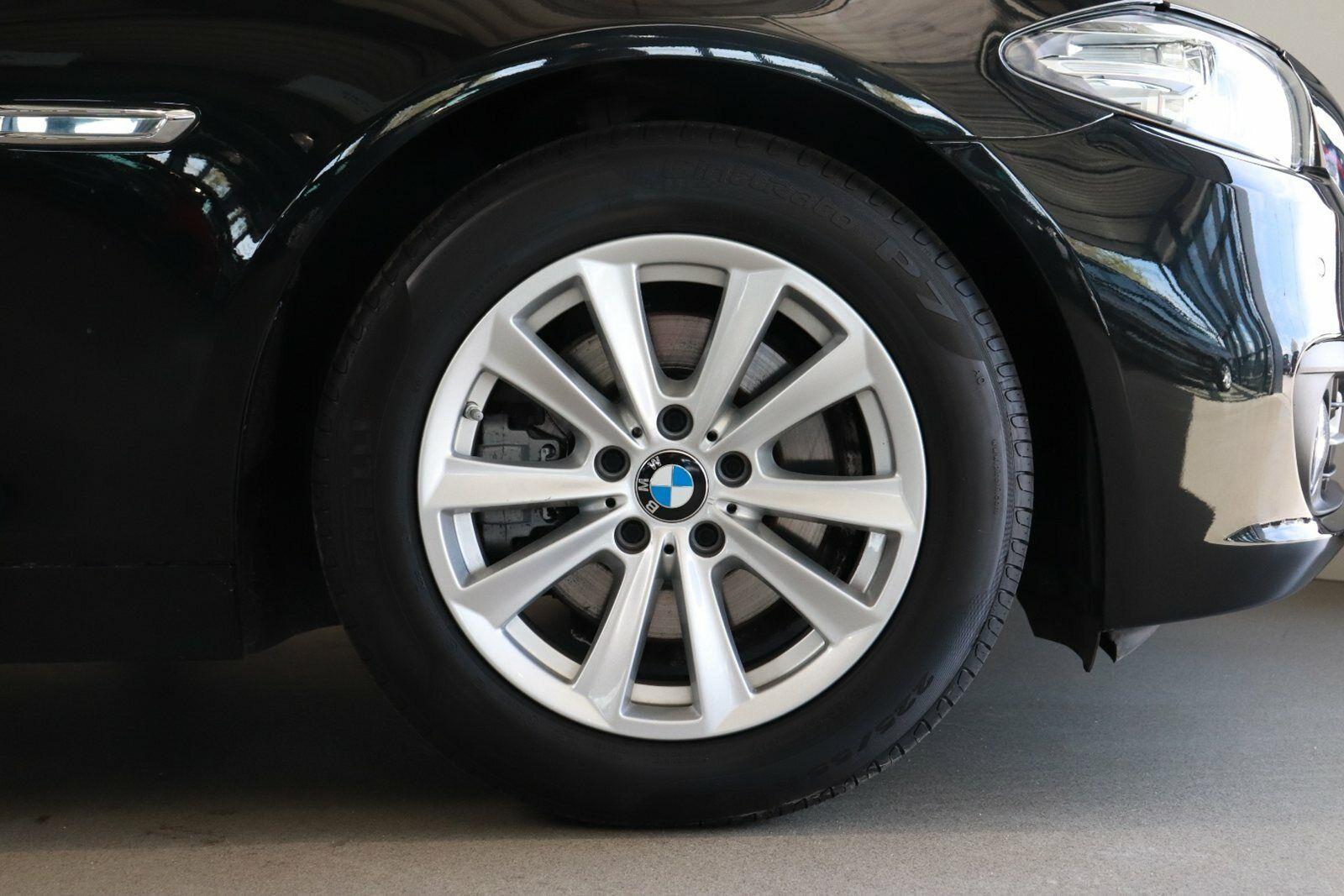 BMW 520d aut.