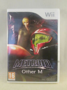 Nintendo-Wii-Metroid-Other-M-NEW-SEALED
