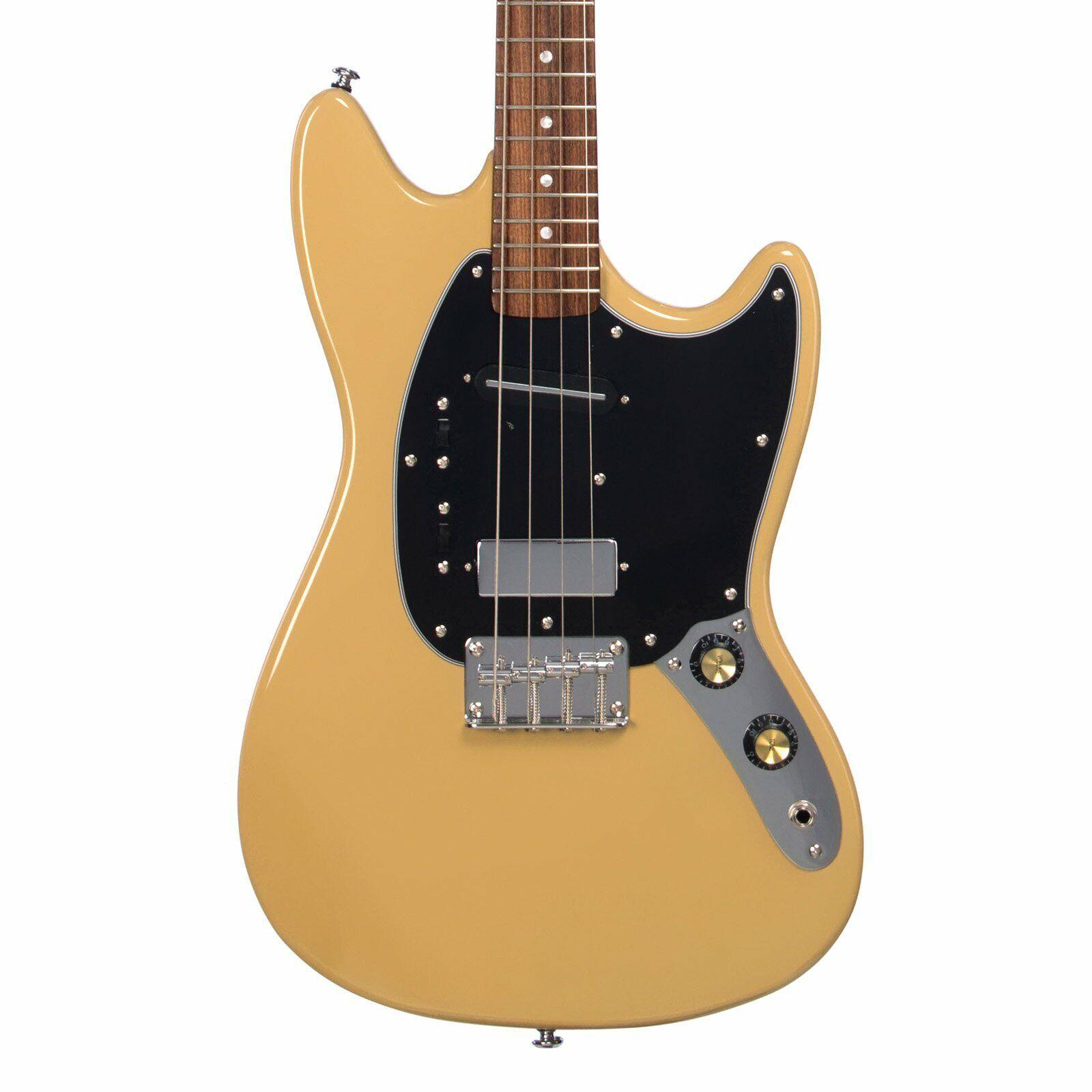 Eastwood Guitars Warren Ellis Signature Tenor Baritone 2P - Desert Sand - NEW