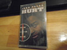 SEALED RARE OOP John Payne CASSETTE TAPE Hurt r&b soul Sly & Family Stone JOLO !