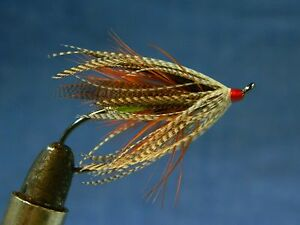 Classic flie for Atlantic salmon fly fishing - Vintage ...