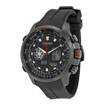 Citizen Promaster Air Black Dial Mens Watch JZ1065-13E