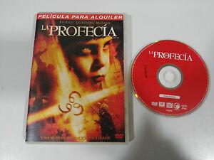La Prophecy DVD Julia Stiles Mia Farrow Castellano English Horror Regione 2