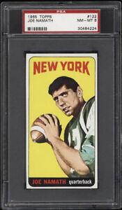 1965-Topps-Football-Joe-Namath-SP-ROOKIE-RC-122-PSA-8-NM-MT-PWCC