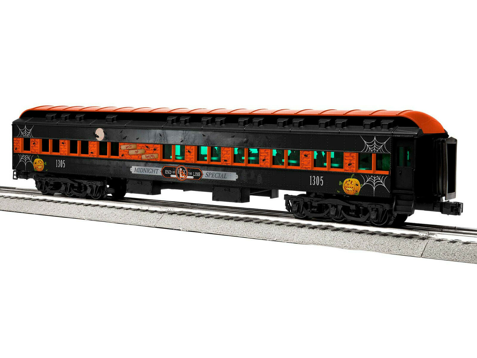 Lionel  1927100 ELX Midnight Special StationSounds Diner
