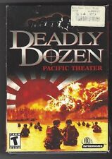 DEADLY DOZEN PACIFIC THEATER  PC CD-ROM INFOGAMES 2006