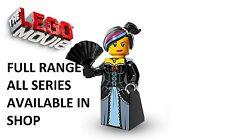 Lego minifigures wild west wyldstyle lego movie series(71004) new factory sealed