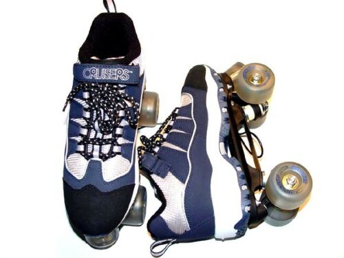 Cruisers Indoor//Outdoor Unisex Roller Skates by Nash Sports