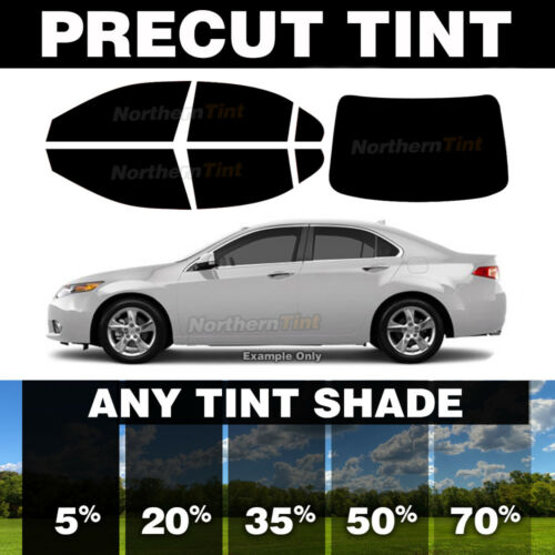 All Windows Any Shade Precut Window Tint for Honda Civic Sedan 06-11