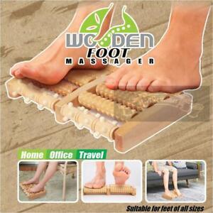 Shiatsu Acupressure Tool Wooden Foot Massager Roller ...