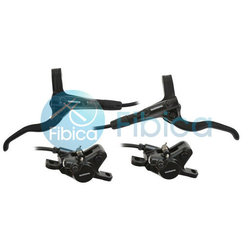 NEW 2019 SHIMANO ACERA BL BR MT400 Hydraulic Disc Brake Set Front+Rear Pair set