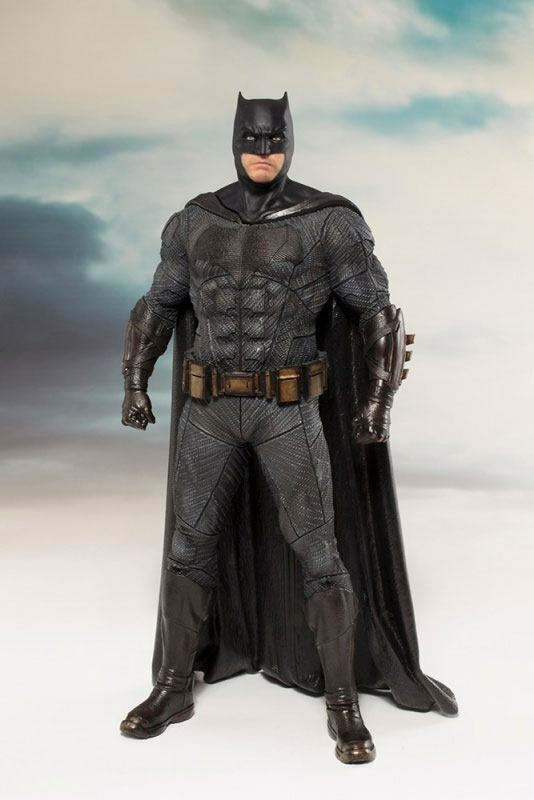 Dc Comics   Justice League – Batman 1 10 Statue (20 cm) Kotobukiya