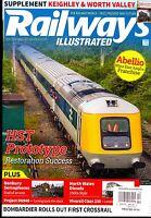 Railways Illustrated October 2016 Hst Prototype Restoration Success