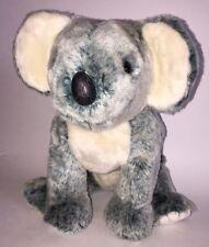 """1999 Retired Ty 12"""" Authentic Beanie Buddies Eucalyptus the Koala Plush"""