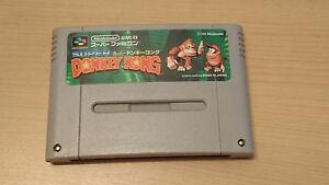 Super-Donkey-Kong-jeu-Super-Famicom-import-sfc-JPN