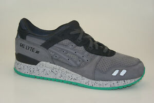 huge discount 7c5e7 36547 Details about Asics Gel-Lyte III 3 Premium Nubuck Trainers Sneakers Men's  H547L-1111