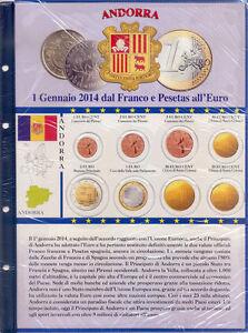 45026710c0 Caricamento dell'immagine in corso ABAFIL-Fogli-di-aggiornamento-per-serie- monete-Euro