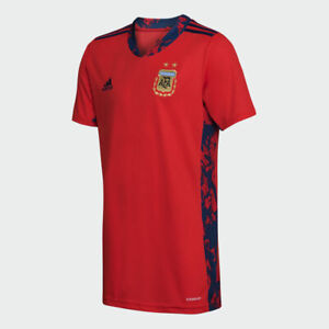 Argentina AFA 2021-2022 Adidas Genuine Goalkeeper Jersey Copa ...