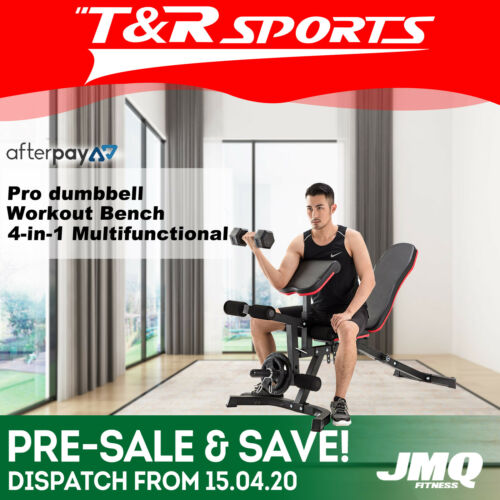 RBT311 Multi-Station Weight Bench Press Fitness Incline Gym