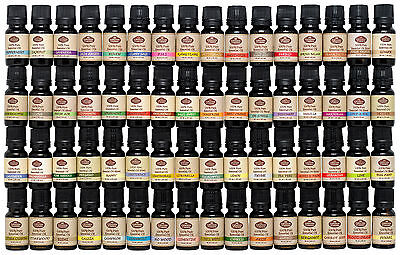 Mega Set 64/10 ml 100% Pure Therapeutic Grade Essential Oil Fabulous Frannie