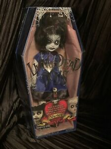 Living Dead Dolls Violet Twisted Love Mezco Exclusive Doll LDD sullenToys