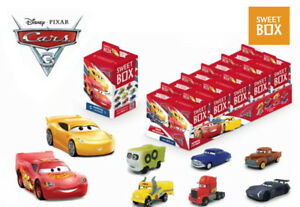 Cars Toys 10 Pc Action Figure Sweet Box Cartoon Character