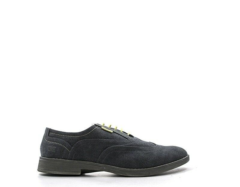 Schuhe HEY DUDE Mann BLU BLU BLU Stoff 110182510-NL 1bbb07