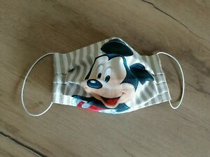 Mundschutz Maske Mickey Maus für Kinder Disney