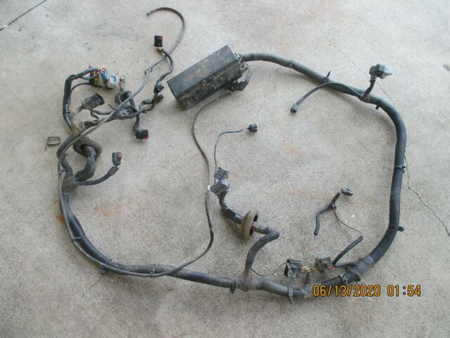 99 Jeep Wrangler TJ Engine Wiring Harness Loom 4.0l Automatic Trans With  ABS for sale online | eBayeBay