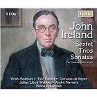 John Ireland - : Sextets, Trios & Sonatas for clarinet, cello & violin (2007)