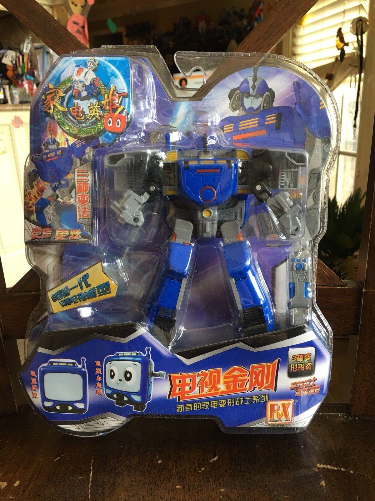 K.O. Transformers uno de una clase de menta en tarjeta sellada