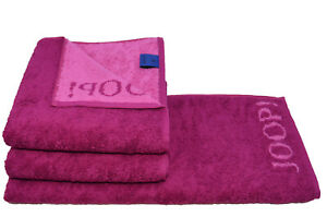 kaufen klassische Passform angenehmes Gefühl Details zu JOOP! Handtuch Classic 1600 Handtücher cassis 22 Duschtuch  Saunatuch Gästetuch